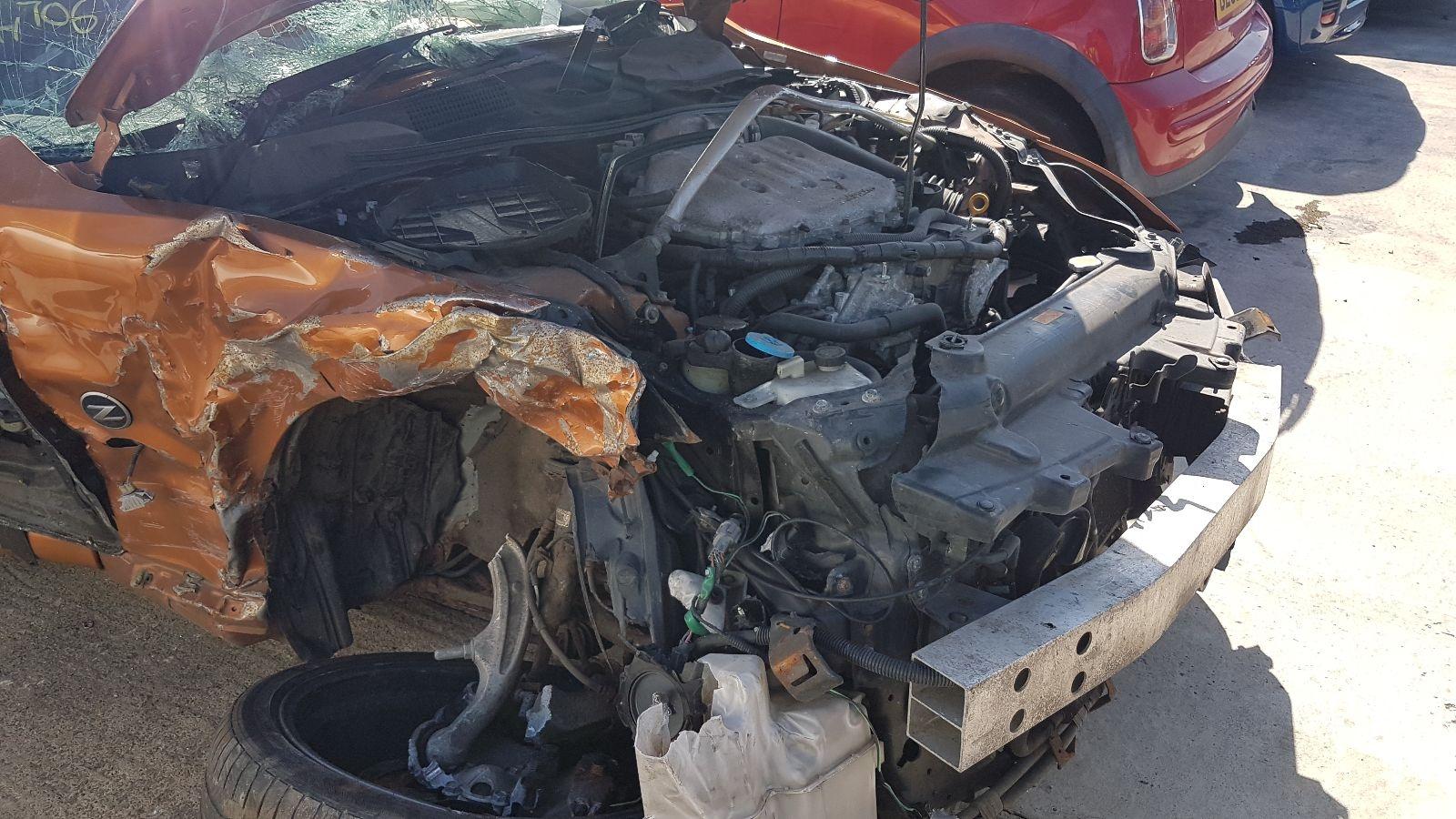 View Auto part Engine Nissan 350z 2003