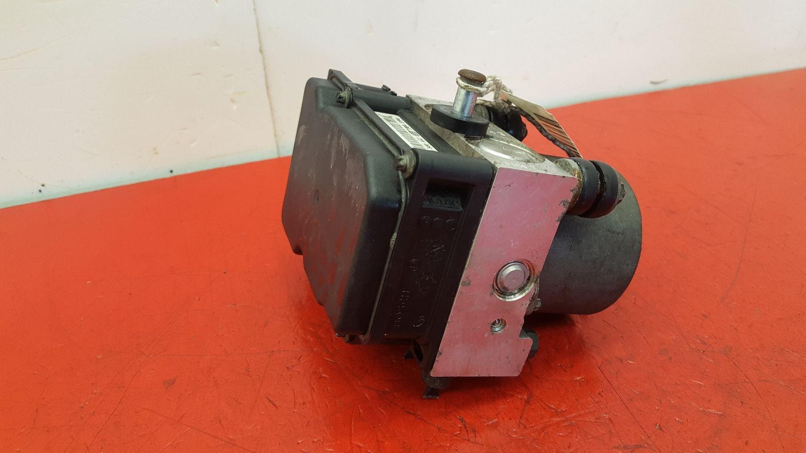 View Auto part ABS Pump/Modulator Vauxhall Meriva 2007