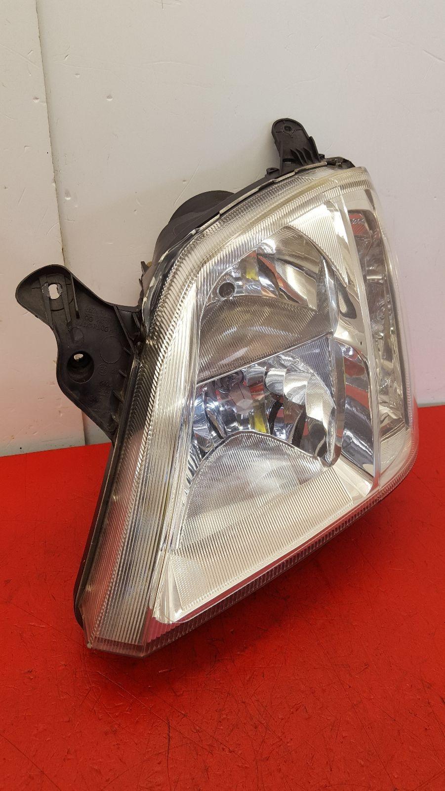 View Auto part L Headlamp Vauxhall Meriva 2007
